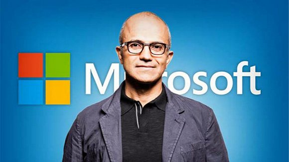 萨蒂亚·纳德拉刚刚加盟微软