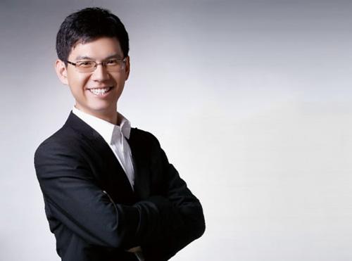 张适时:清华毕业的富二代创业者
